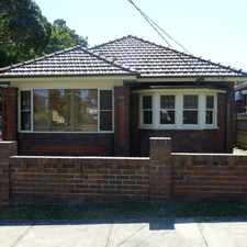 Rental info for DEPOSIT TAKEN - NEAT & TIDY FULL BRICK FAMILY HOME