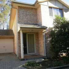 Rental info for Close to Penrith CBD in the Penrith area