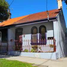 Rental info for CHARMING THREE BEDROOM TERRACE!