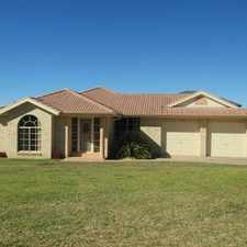 Rental info for Great family residence in the Nowra area