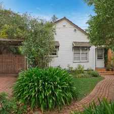 Rental info for Excellent Family Living in the Nunawading area