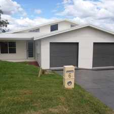 Rental info for Executive Living in North Tamworth in the Oxley Vale area