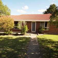 Rental info for Brick Home between UNE and CBD in the Armidale area