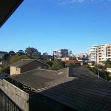 Rental info for LARGE TWO BEDROOM UNIT WITH BUS STOP AT FRONT DOOR in the Wollongong area