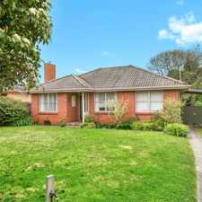 Rental info for Minutes from the Esplanade - with a bungalow! in the Melbourne area