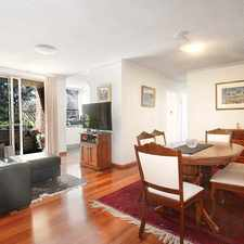 Rental info for Elevated and Private with Leafy Outlook - Open for Inspection 1pm -1.15pm Saturday 16 September