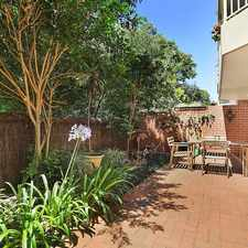 Rental info for Large Garden Apartment