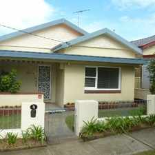 Rental info for FREESTANDING THREE BEDROOM FAMILY HOME