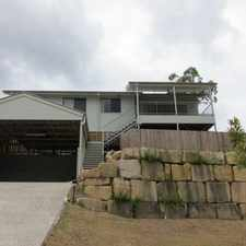 Rental info for MODERN, GREAT VIEWS AND SEPARATE LIVING in the Goodna area
