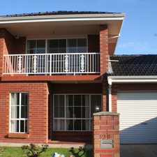 Rental info for Spacious 2 Storey Courtyard Home - 3 Bedrooms - 2 Bathrooms - lock up garage in the Rostrevor area