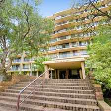 Rental info for SPACIOUS, FULL OF LIGHT AND CONVENIENT 2 BEDROOM UNIT!