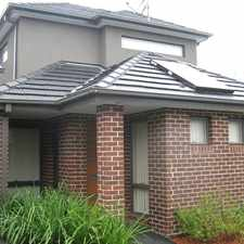 Rental info for Near New 2 bedroom townhouse !! APPLICATION APPROVED