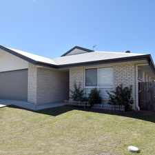 Rental info for :: NEAR NEW HOME NEAR CBD! in the South Gladstone area