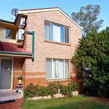 """Rental info for """"Private & Secure Complex"""" in the Mount Druitt area"""