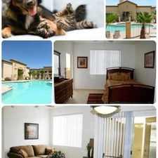 Rental info for 4701 West Linda Vista Boulevard