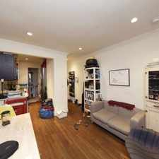 Rental info for East Houston Street in the NoHo area