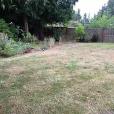 Rental info for Gorgeous Gig Harbor, 3 bedroom, 1 bath