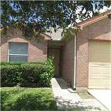 Rental info for Great 1 story home, 4 bedroom 2 bath home with nice living area, breakfast/dining. Indoor laundry. Master bedroom in back, with great master bath, LARGE master closet. in the Houston area