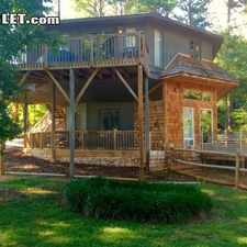 Rental info for $2995 3 bedroom House in Iredell County Mooresville