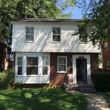 Rental info for ***NEW ON THE MARKET!!*** Don't wait on setting up a viewing of this Beauty! Home offers 1800 sq ft of living area!! 3 bedrooms AND 2 baths! in the Rosedale Park area