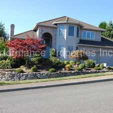 Rental info for Forest Heights Executive Home - Landscaping included! in the Northwest Heights area