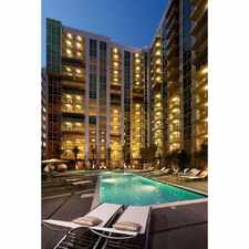 Rental info for The Vue Apartments