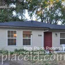 Rental info for 518 Lake Lowell Ave