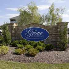 Rental info for The Grove at Park Place in the Jack Britt area