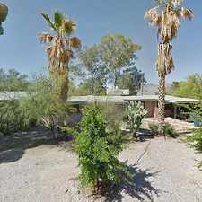 Rental info for Single Family Home Home in Tucson for For Sale By Owner in the Jefferson Park area