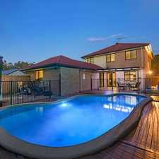 Rental info for GREAT FAMILY HOME WITH IN GROUND POOL! in the Brisbane area