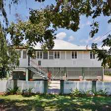 Rental info for Traditional Queenslander
