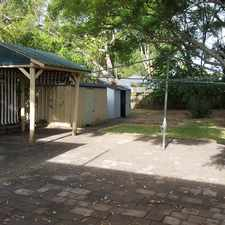 Rental info for HUGE YARD FOR KIDS TO PLAY IN. in the Woy Woy area