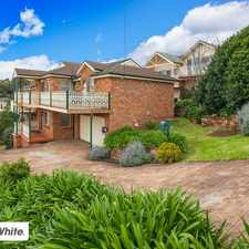 Rental info for Close to town with ocean views! in the Kiama area