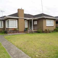 Rental info for 2 BEDROOM HOUSE IN THE HEART OF ALTONA