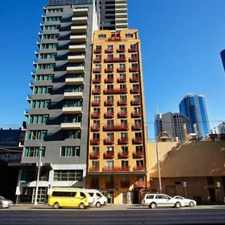 Rental info for Super affordable central CBD studio apartment