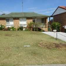 Rental info for Charming Home in the Wollongong area