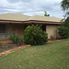 Rental info for TREE SCAPE FRONTAGE - LARGE BLOCK