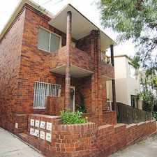 "Rental info for ""ONE BEDROOM ART DECO APARTMENT""' in the Stanmore area"