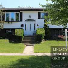 Rental info for 7609 160th Place