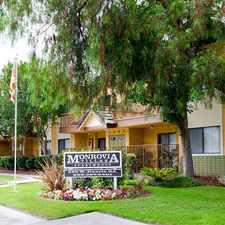 Rental info for Monrovia Villas in the Arcadia area