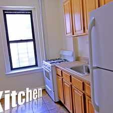 Rental info for University Ave & W 176th St