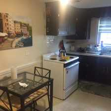 Rental info for CAT FRIENDLY 1 BED HEAT & HOT WATER INCLUDED in the 02170 area