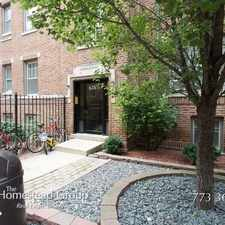 Rental info for Dignified 2 Bed, 1 Bath at Barry & Broadway (Lakeview) in the Belmont Central area