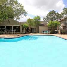 Rental info for Rockridge Springs in the Greater Greenspoint area