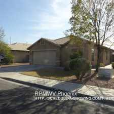 Rental info for 12229 W. Maricopa St.