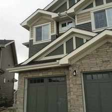 Rental info for BEAUTIFUL 3 BED 2.5 BATHS DUPLEX WITH EXCELLENT SW LOCATION!!! in the Terwillegar South area