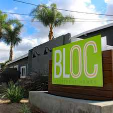 Rental info for The Bloc