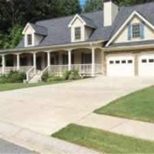 Rental info for Canton, GA, Cherokee County Rental 4 Bed 3 Baths