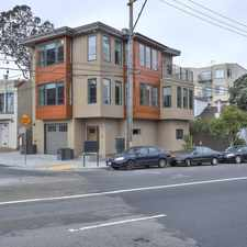 Rental info for Newly Built! 3-Story Corner Home in San Francisco close to SFSU in the Merced Heights area