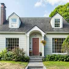 Rental info for 4820 Northeast Everett Street